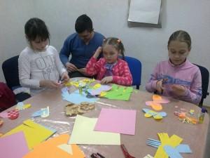 занятия творчеством для детей
