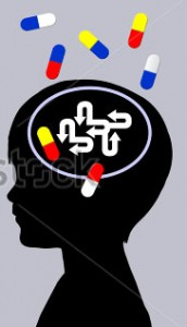 stock-photo-adhd-treatment-concept-the-medication-of-attention-deficit-hyperactivity-disorder-has-side-207431314